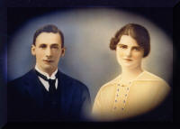 Arthur Tasman and Kathleen Mary Cocker